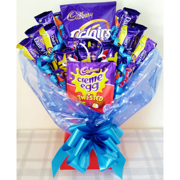 Cadbury Heros Chocolate Bouquet