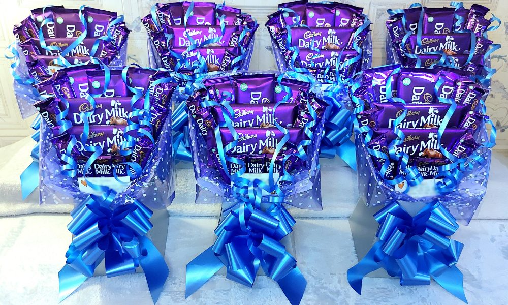 Corporate Chocolate Bouquet Gifts