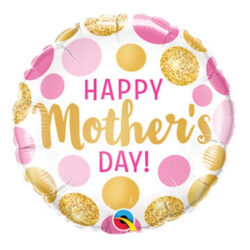 """'Happy Mothers Day' 9"""" Foil Balloon"""