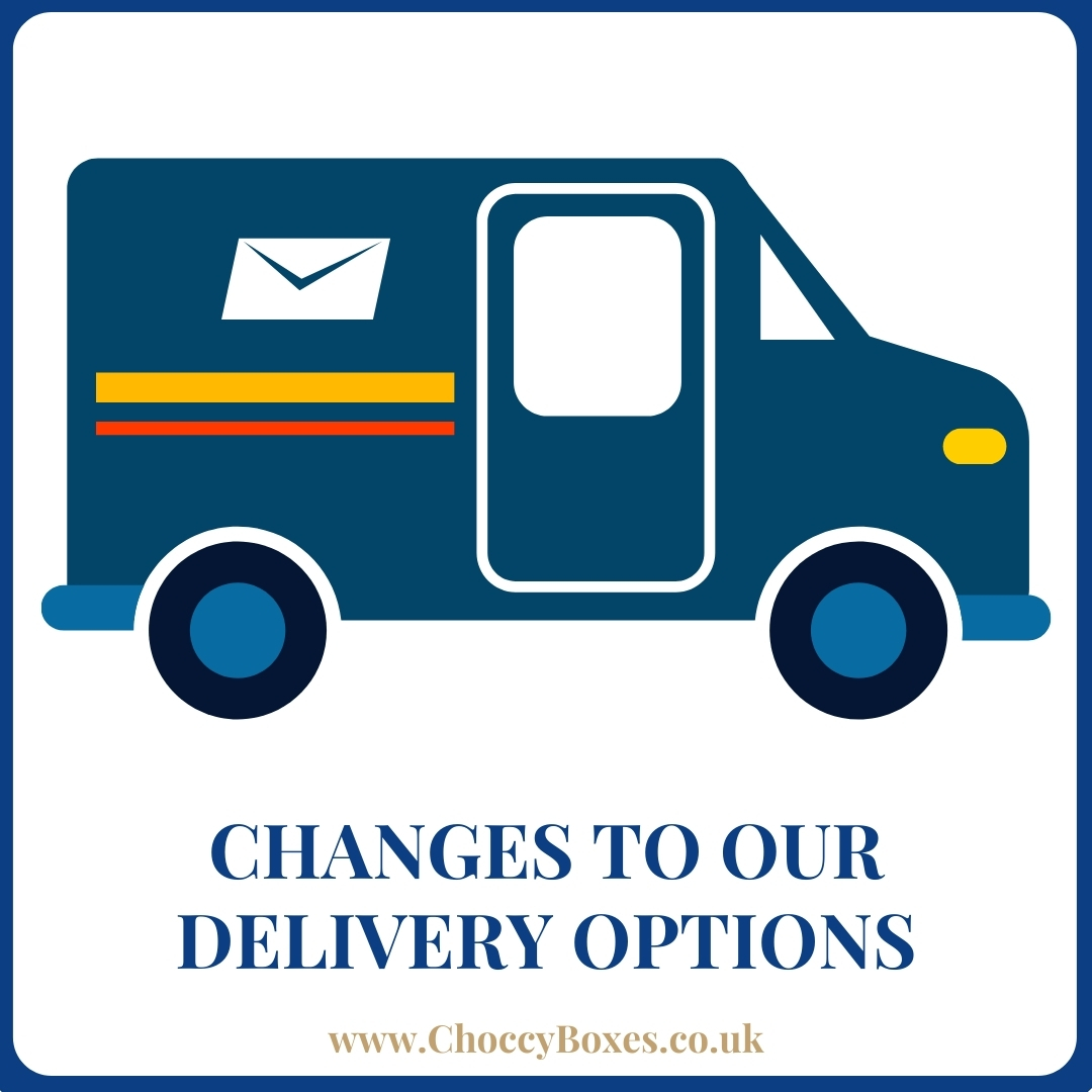 Changes To Our Delivery Services